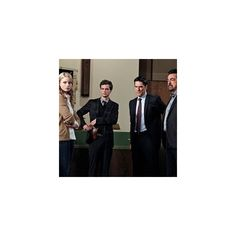 criminal minds icon ❤ liked on Polyvore