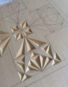 Table 01 marchetaria marcenaria e madeira - Sculpture sur bois debutant ...
