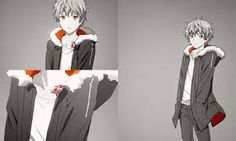 Image result for yukine noragami full body