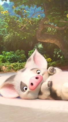 Ympe can apple, a pit era, my minions, and he has a faithful friend Vaiana. Damn these my animal reincarnation except that my faithful friends these you Ines. Disney Magic, Disney Art, Disney Movies, Moana Disney, Disney Princess, Disney E Dreamworks, Disney Phone Wallpaper, Moana Wallpaper Iphone, Pig Wallpaper
