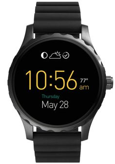 Fossil Q Marshal Touchscreen Smartwatch FTW2107