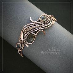 wirewrap bracelet