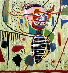 Jean-Michel Basquiat, Pink Devil, 1984