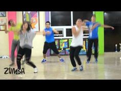 C WOW Zumba Fitness - YouTube