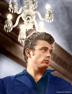James Dean...ALWAYS LIKED HIM AS A ACTOR.....BUT HE WAS GONE BEFORE HIS TIME BECAUSE OF AN ACCIDENT...SO SAD....R.I.P.