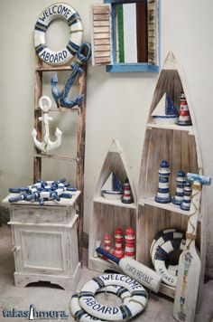 ⚓️⚓️⚓️ #nauticaldecor #coastal