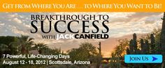 Someday I will do this with Jack Canfield!