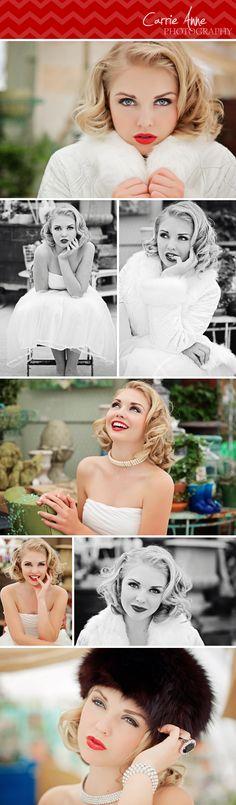 Grand Rapids Senior Photographer-Carrie Anne Photography-Marilyn Monroe