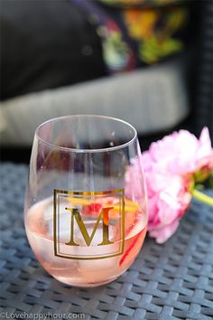 Summer Lovin' Rosé Sangria