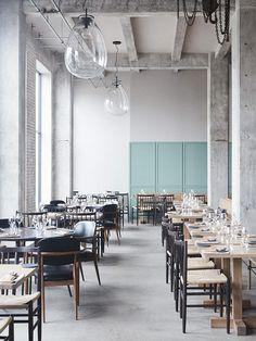 During In Copenhagen I Had The Pleasure Of Dining At Stunning Restaurant 108 Courtesy Table Noir