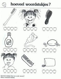 ws logeren bij oma en opa Health Activities, Preschool Learning Activities, Language Activities, Toddler Activities, Kindergarten Themes, Hygiene, Dental Health, Pre School, Homeschool