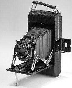 Kodak N°1 Kodex Folding Junior Six 16 - Appareil Photo à Soufflet
