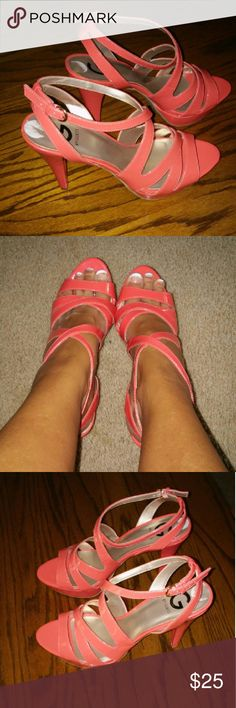 High Heel Shoes by Guess Beautiful Shoes in Excellent Used Heels By Guess Shoes Heels High Heels, Shoes Heels, Guess Bags, Guess Shoes, Plus Fashion, Fashion Tips, Fashion Trends, Beautiful Shoes, Fashion Design