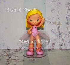 Mayumi Biscuit: Bailarina