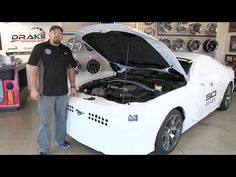 Under The Hood: Episode 5: In this episode of Under the Hood we show you what we have been up to with our 2015 Mustangs. We recently picked up one of the 50th Anniversary Limited Edition Mustangs, number 68 of 1,964, in the Kona Blue. We have it on display in our show room completely un-prepped from the dealer. As excited as we are to have this car, we have no plans to alter it in any way.