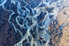 Aerial photo, Iceland, by Lukas Gawenda
