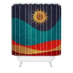 Viviana Gonzalez Color Under The Sun I Shower Curtain | DENY Designs Home Accessories