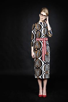 African print fashion by Stella Jean African Inspired Fashion, African Print Fashion, Fashion Prints, African Prints, Ankara Fashion, African Fabric, Nigerian Fashion, Ghanaian Fashion, Stella Jean
