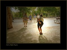 Une partie de pétanque ... | Flickr - Photo Sharing!