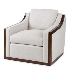 Century Furniture - Nash Swivel Chair - LTD5239-8