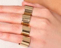 four finger rings #l