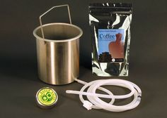 The 4 Quart Complete Colon Cleanse Coffee Enema Can Kit with Silicone Colon Tube comes with everything you need for doing a complete colon cleanse and then taking a therapeutic coffee enema. Colon Cleanse Drinks, Raw Food Detox, Coffee Enema, Colon Cleansers, Easy Coffee, Coffee Benefits, Hcg Diet, How To Cook Quinoa