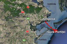 Drum Jurilovca - Gura Portitei