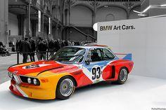 BMW 3.0 CSL Alexander Calder (1975)