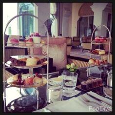 Top 10 afternoon tea experiences in Dubai