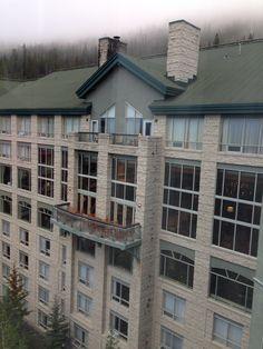 Rimrock Resort Hotel in Banff, Alberta, Canada