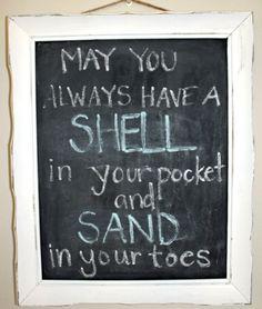 An Irish Beach Bums Wish for the world :)