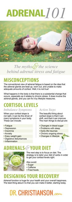 Are you prepared to hear the powerful truth behind the myth of adrenal fatigue? While you might have heard the term before, chances are you are not getting the whole story. I want to help you learn a little bit more, and to guide you through the action steps that you can take to take your health back. Ready to learn more? Let's get started right here, right now.