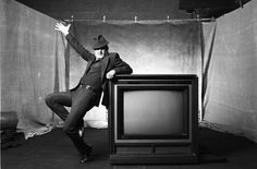 Never-Before-Seen 1980s Photos of Famous Directors: LAist bob fosse
