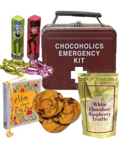 Chocoholics Emergency Kit