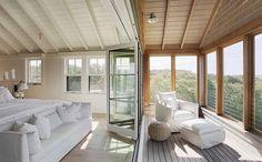 Jaloersmakend+strandhuis+met+prachtig+hoog+plafond