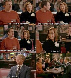oh how i love you, how i met your mother