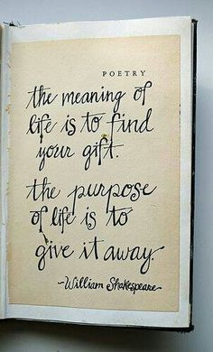 Find your gift...