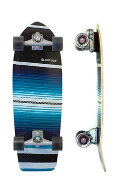 "29.75"" Serape Complete - Carver Skateboard"