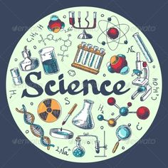 Chemistry scientific research tubes microscope composition with molecular biology equipment elements round template doodle sketch vector illustration Science Doodles, Science Icons, Science Quotes, Science Art, Chemistry Art, Chemistry Drawing, Chemistry Quotes, Organic Chemistry, Science Lab Decorations