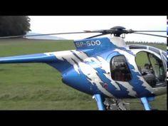 MD 500 w Stróżach