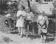 Children of George and Minnie Chisholm