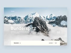Slider Transition by Constantine Osadchy - Dribbble