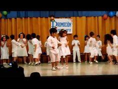 Baile de Graduación de Educación Infantil A - Colegio de La Presentación - YouTube