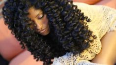 Flexi rods on pinterest curl formers flexi rods and relaxed hair