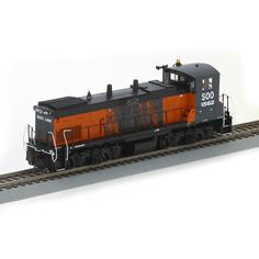 HO MP15AC w/DCC & Sound, SOO/Ex-MILW Bandit #1562 (ATHG66180): Athearn Trains
