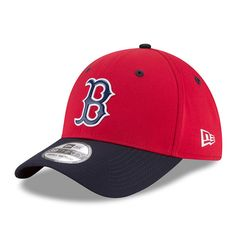 best website 029ae 8e650 Men s Boston Red Sox New Era Red 2018 On-Field Prolight Batting Practice  39THIRTY Flex