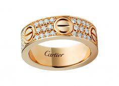 Want a #Cartier Wedding Band