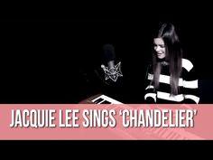 Jacquie Lee - 'Chandelier' (Sia Cover) - No podes cantar asi con tan corta edad.. no. ♥