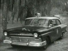 "old florida highway patrol car photos | IMCDb.org: 1957 Ford Custom Tudor Sedan [70A] in ""Sea Hunt, 1958-1961"""