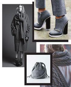 """Survival trend accessories and details forecast Fall Winter 2018 2019 ---- trend """"Survival"""" (""""Sopravvivenza"""") forecast degli accessori e rifiniture Autunno Inverno 2018 2019 ---- Trends 2018, Fashion Colours, Colorful Fashion, Fashion 2018, Latest Fashion Trends, Shoes 2018, Fashion Forecasting, Color Trends, Ideias Fashion"""